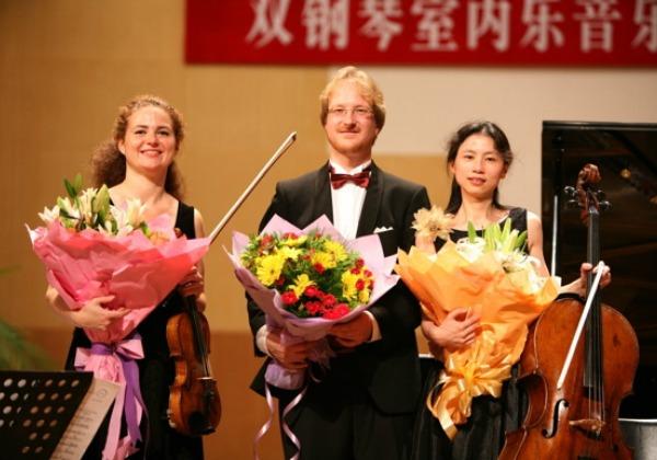 Erasmus Trio in China